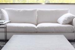 белые диваны в интереьере