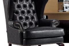 кресло кожаное 5