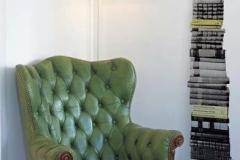 кресло кожаное 6