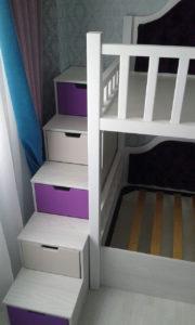 кровать чердак на заказ
