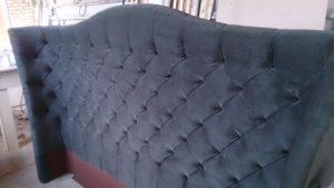 кровать с коретной стяжкой классика