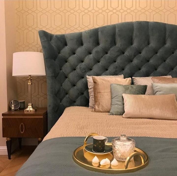 двухспальные кровати с коретной стяжкой
