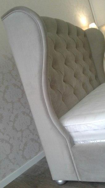 кровати с коретной стяжкой